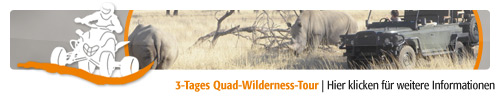 3-Tages Quad-Wilderness-Tour