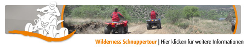 Wilderness Schnuppertour