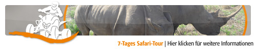 7-Tages Safari-Tour