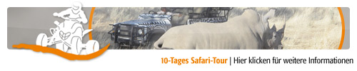 10-Tages Safari-Tour
